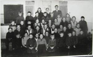 Koulukuva v. 1951