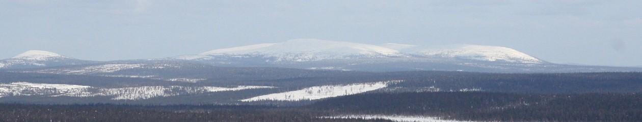 Kuolajärven kylä